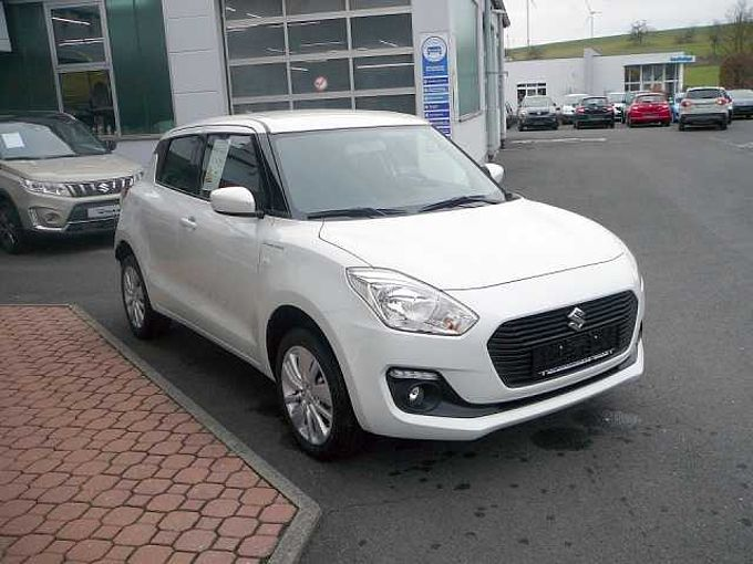 Suzuki Swift 1.2 Hybrid Allgrip Comfort