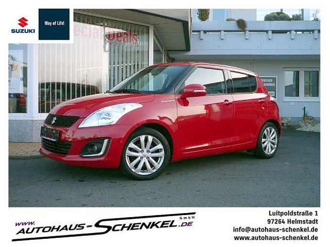 Suzuki Swift 1.2 Comfort ECO Klima Tempomat Start/Stopp
