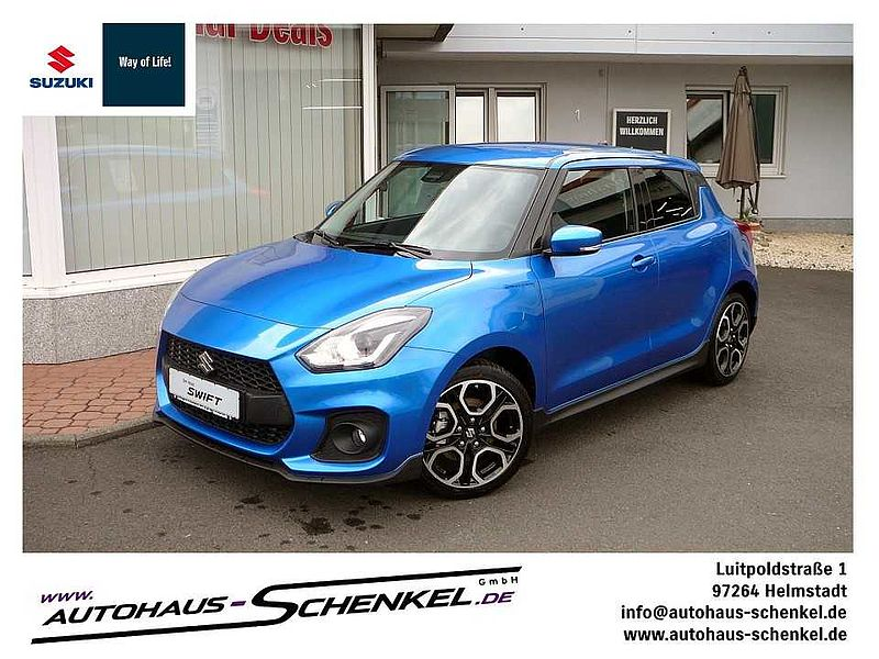 Suzuki Swift Sport 1.4 Boosterjet LED Lichtassistent Abstandstempomat